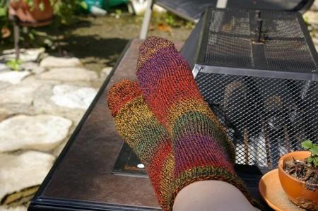 CSM Rainbow Socks for RR