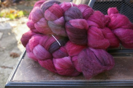 Clover Leaf Farms Merino/Silk