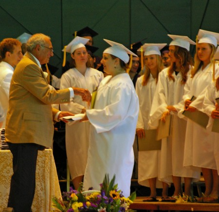 Dobby's Graduated!