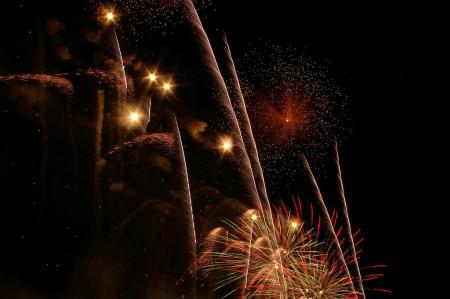 PGI Fireworks - Wednesday Show