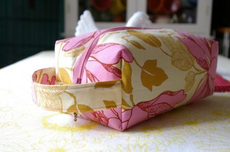 Pink Box Bag
