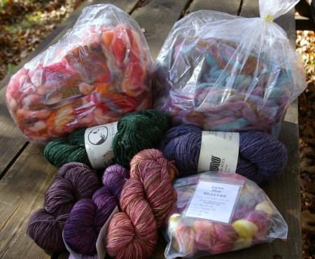 Rhinebeck Purchases - Day 1