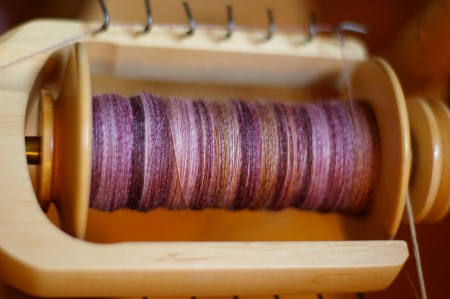 Spunky Eclectic Merino/Bamboo in 'Toronto'