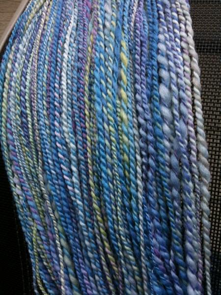 Tour de Fleece 7/12/2009 - Acadia